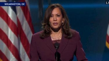 Senator Kamala Harris demonstrated why Joe Biden picked her as his running mate.