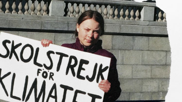 Climate Crisis: Make the World Greta