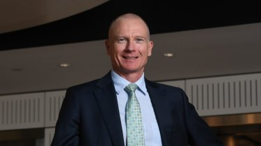 Investors will be patient if you have the right story to tell them, says Cochlear CEO Dig Howitt.