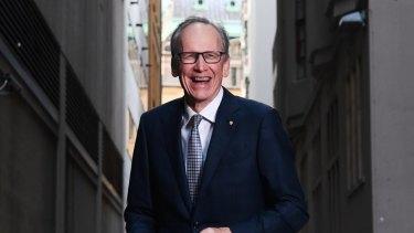 Geoff Wilson, chairman & portfolio manager, Wilson Asset Management