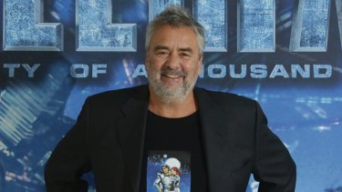 Firench Film Director Luc Besson was also the subject of #Metoo allegations.