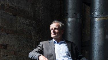 Richard Dale, Sydney Angel investor.