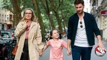 Julie Delpy and Richard Armitage star as Isabelle and James, whose daughter Zoe (Sophia Ally) is suddenly hospitalised in the drama My Zoe.