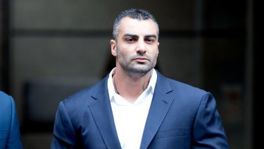 Former bikie boss Mick Hawi was shot dead outside the Rockdale Fitness First in February 2018.