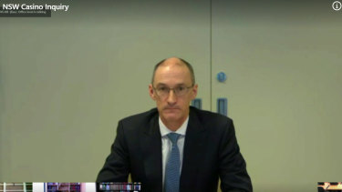 Crown Resorts' former head of VIP operations, Jason O'Connor, was imprisoned in China for 10 months.