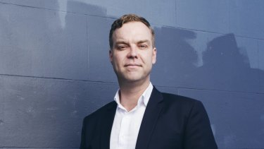 Greens MP Jamie Parker has accused the AHA of dirty tactics.
