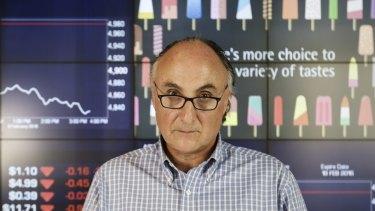 Investors Mutual boss Anton Tagliaferro.
