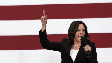 Senator Kamala Harris is a frontrunner for Biden's VP running mate.