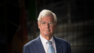 Julian Burnside will run as the Greens candidate in the seat of Kooyong.