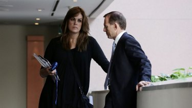 Tony Abbott and his chief of staff Peta Credlin were blamed for the ministerial reshuffles affecting the aged care sector.