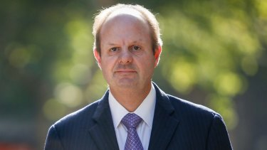 Andrew Dyer, the national wind farm commissioner.