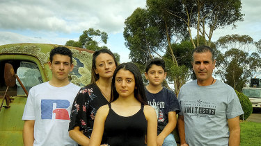 Jacqueline Vella, from Strathtulloh in Melbourne's outer west, booked a six-week holiday last October for her family of five to Europe and Disneyland.