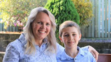 Cathy Matt is urging people to sign up for a major new skin cancer study, so children like her son Riley don't live under the spectre of the disease.