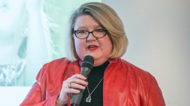 Former G8 Education chairwoman Jennifer Hutson has been accused of misappropriating funds.