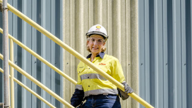 Lynas chief executive Amanda Lacaze is confident the licence will be renewed.
