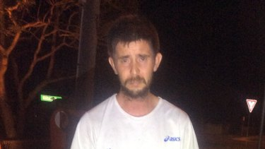 A search was sparked for Kane Matkovich, 40, after he was reported missing from Goodna on Friday.