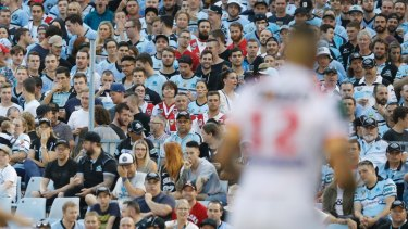 NRL club members are pledging financial support even though they're unlikely to watch any matches live this season.