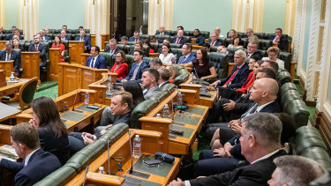 Each sitting day of Parliament begins with the Lord's Prayer.