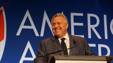 Australia's ambassador to Washington Joe Hockey says Australians cannot take their alliance with the US for granted.