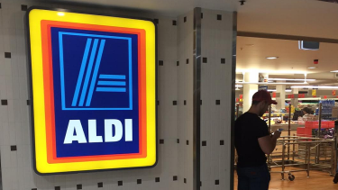 Aldi's private label is about 27 per cent cheaper than Woolworths' Select range.