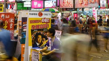 By 2030 around two-thirds of the world's middle class consumers will reside in Asia