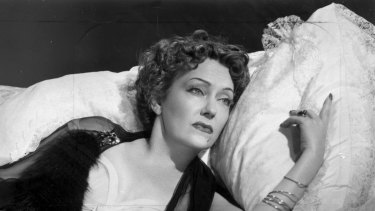 Gloria Swanson in <i>Sunset Boulevard</i>.