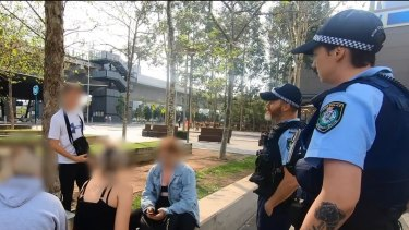 Police are cracking down on crime in the Hills that has developed as a result of the Metro link