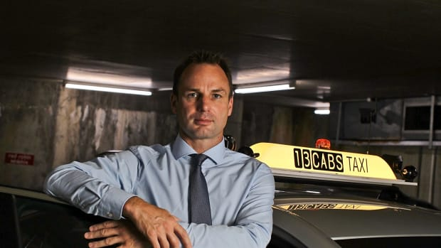 Cabcharge CEO says Uber, Taxify and DiDi in a race to the bottom