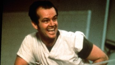 The leading actor in <i>One Flew Over The Cuckoo's Nest</i>.