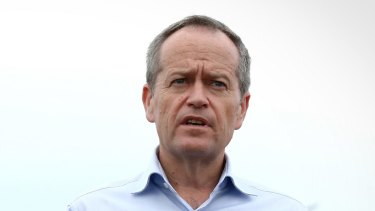 Opposition Leader Bill Shorten's leadership is being questioned by the Coalition over his handling of Senator Sam Dastyari.