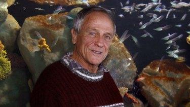 """It defies reason"": Coral expert Dr Charlie Veron."