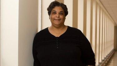 Author Roxane Gay