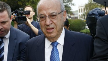 Eddie Obeid was jailed for a maximum of five years.