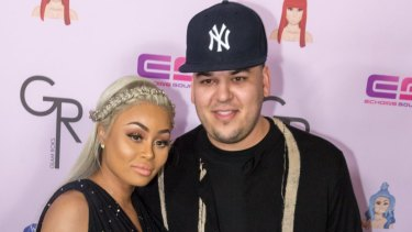 Blac Chyna, real name Angela Renee White, wants to trademark what will become her married name - Angela Renée Kardashian, once she marries Rob.