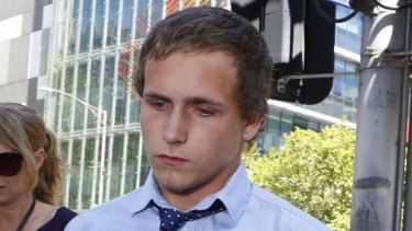 Caleb Jakobsson has been sentenced to seven years' jail.