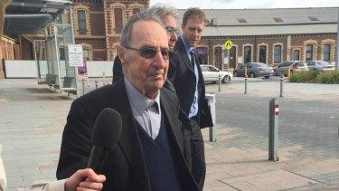 Former Ballarat Bishop Ronald Mulkearns will give evidence this week.
