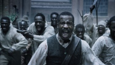 """Nate Parker: """"I made this film for one reason: with the hope of creating change agents. That people can watch this film and be affected."""""""