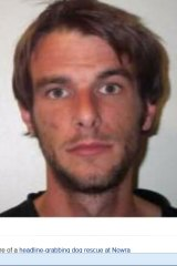 Wanted man: Charles Griffith.