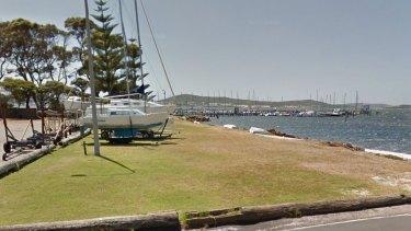 Princess Royal Sailing Club in Albany.
