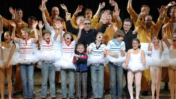 Billy Elliot returns to Sydney, Melbourne, Perth, Brisbane and Adelaide