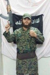 Khaled Sharrouf left Australia for the Middle East in December 2013.
