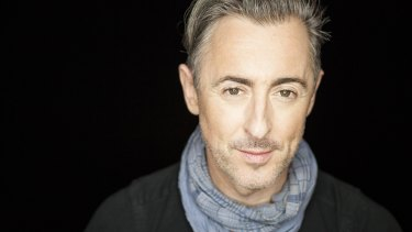 Life is a cabaret: Alan Cumming's solo show features the songs he loves to perform.
