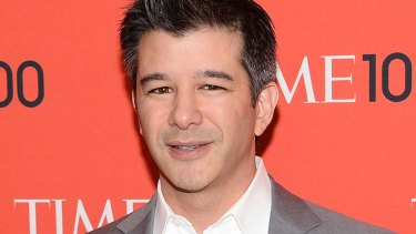 There were cover-ups under Uber's former chief executive Travis Kalanick