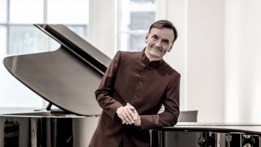 Stephen Hough wasted hours watching TV as a teenager before Catholicism brought him back to music.