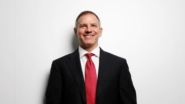 Amcor chief executive Ron Delia has made growth in South America a priority.