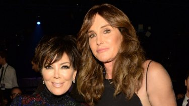 """Kris Jenner is """"confused"""" ex Caitlyn Jenner now wants to date men."""
