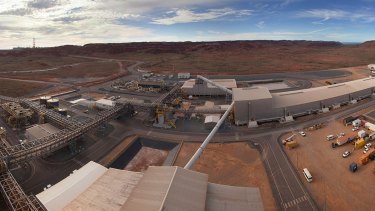 Yara Pilbara Nitrates technical ammonium nitrate manufacturaing plant is due to start operations this year.