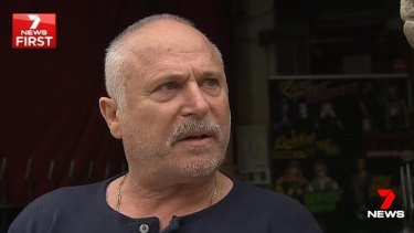 Candy's Apartment owner Charlie Mancuso said police were making up work for themselves in shutting the club.