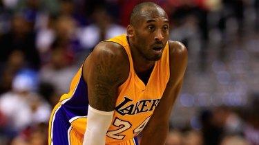 Kobe Bryant still a fan favourite.