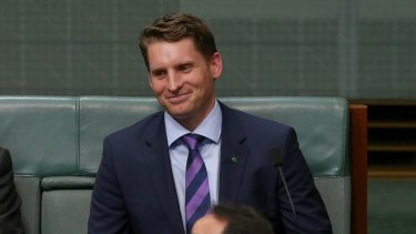 Member for Canning, Andrew Hastie.